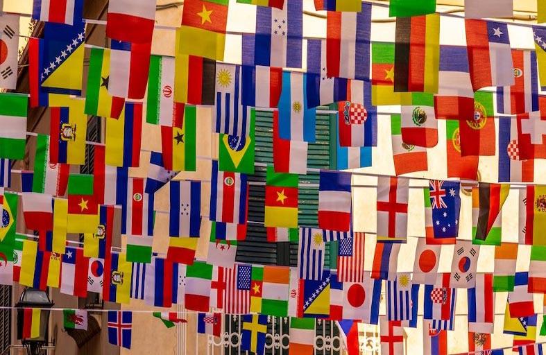 لهذا هناك 193 دولة في العالم ولكن 205 فريق في الأولمبياد