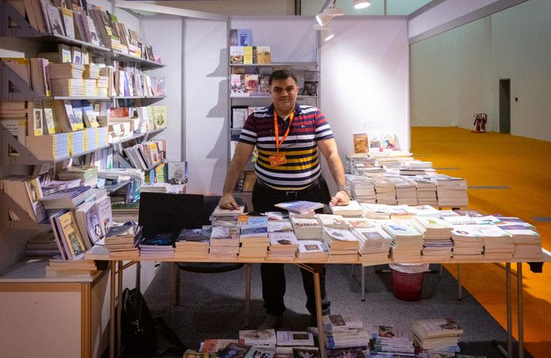 سامر المجالي: «الشارقة الدولي للكتاب» يحفز المعارض الأخرى للانعقاد في مواعيدها