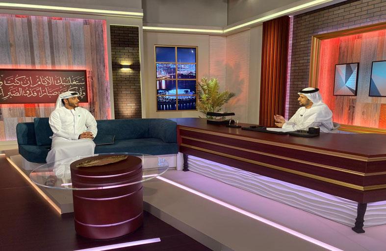 الإعلامي والكاتب سامي الريامي ضيف «حكايتي» الثلاثاء على تلفزيون الشارقة