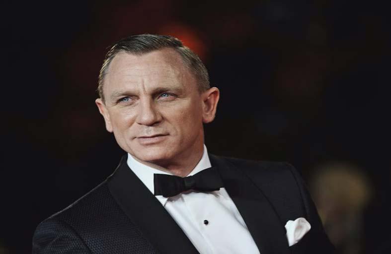 دانيال كريج يحصل على 25 مليون دولار في (Bond 25)