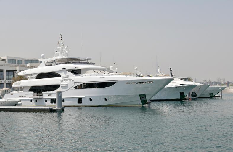 800 رخصة قيادة وسائل بحرية أصدرتها سلطة مدينة دبي الملاحية خلال النصف الأول