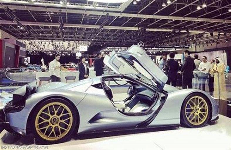 البومة اليابانية.. أسرع  سيارة في العالم