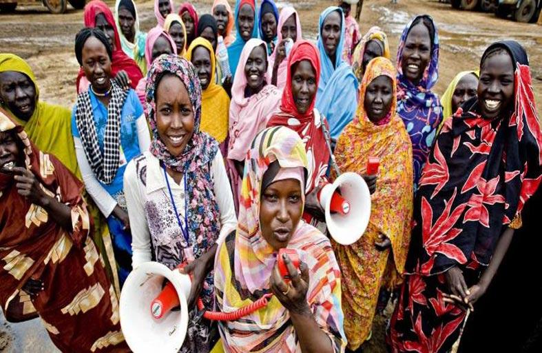 المرأة السودانية تواصل الكفاح من أجل المساواة