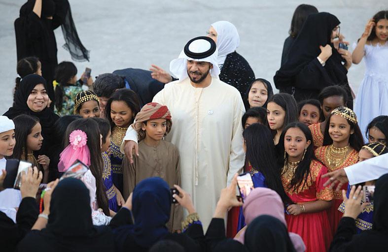 خليفة بن محمد... أهمية المرحلة الأولى للطفل في اكتساب مفهوم التطوع