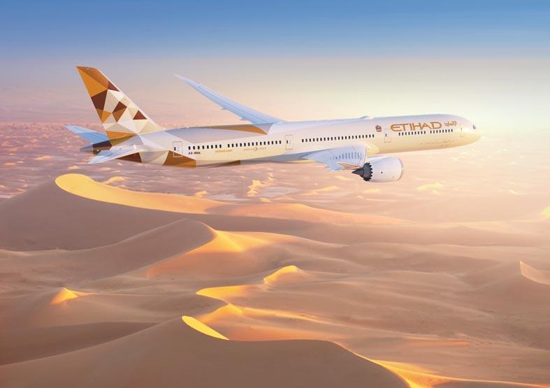 الاتحاد للطيران  تشجع حركة السياحة في موسم الأعياد والعطلات