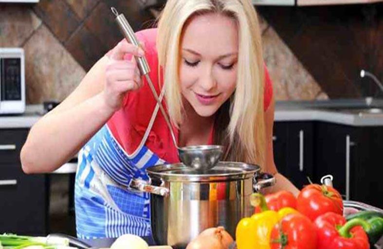 شم رائحة الطعام يزيد الوزن!