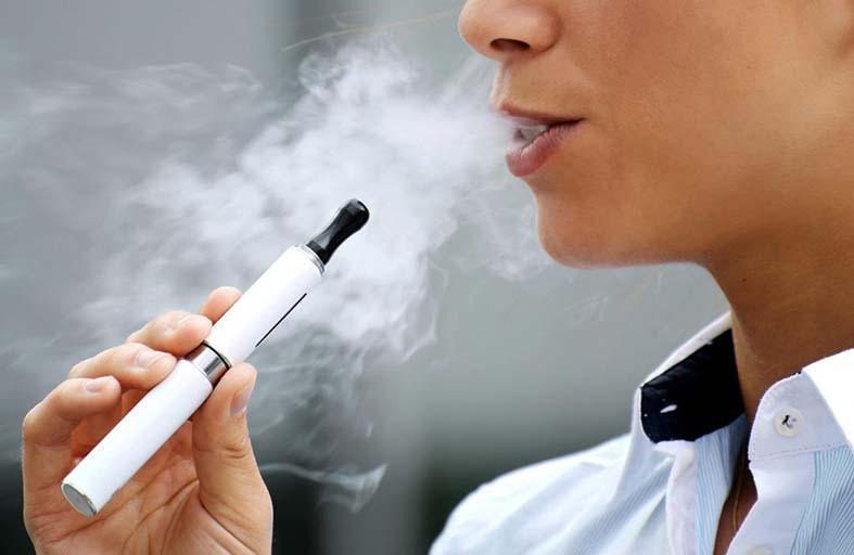 السجائر الإلكترونية تدمر القلب والأوعية الدموية