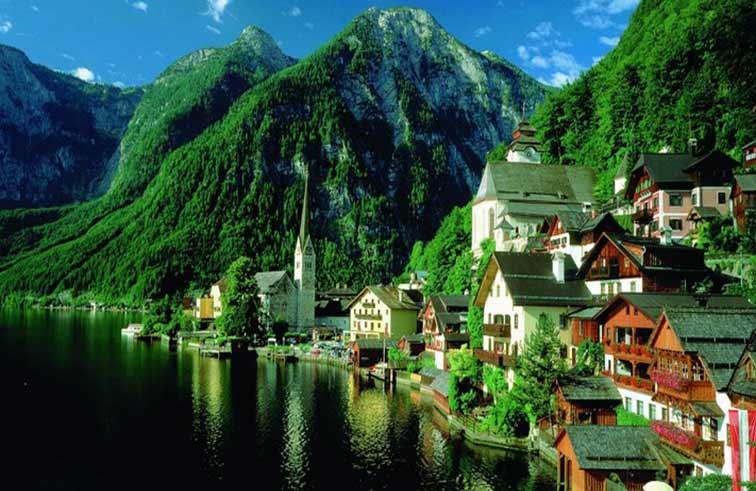 النمسا.. استجمام وترفيه ومناظر تحبس الأنفاس