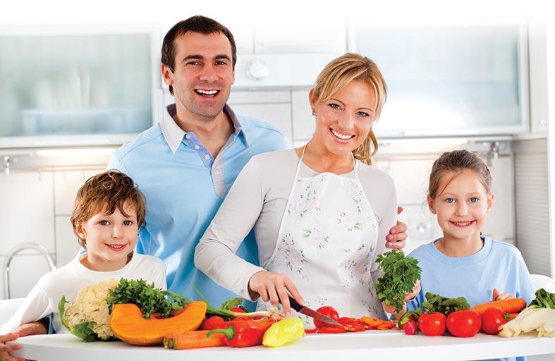 النظام الغذائي المتوسطي التقليدي... تمتع بصحة أفضل