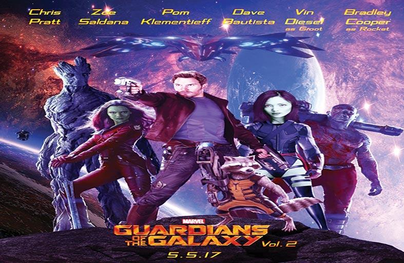 Guardians of the Galaxy تدور احداثه حول الآباء والأبناء