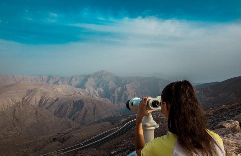 سياحة رأس الخيمة تستقطب 118 ألف زائر خلال أغسطس 2019