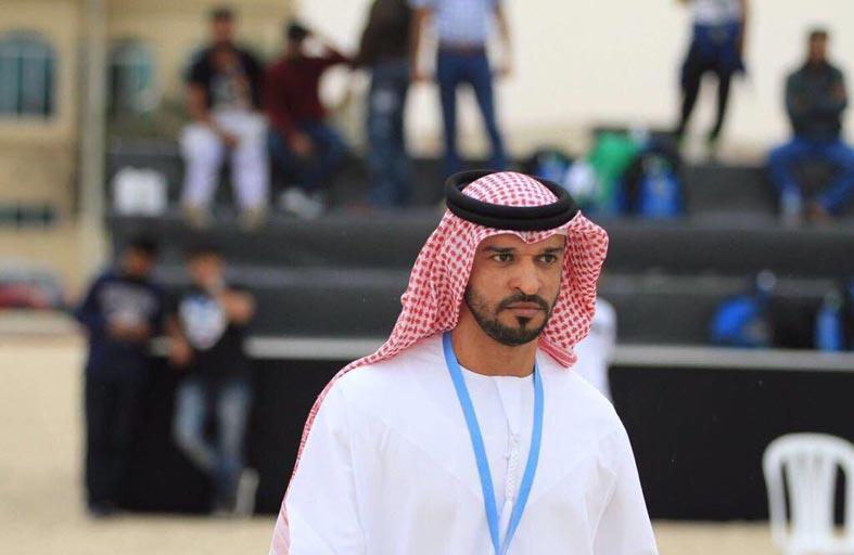 عبد الله الكعبي: هدفنا إعداد جيل من المواهب لتحقيق نقلة نوعية هائلة للعبة في المستقبل