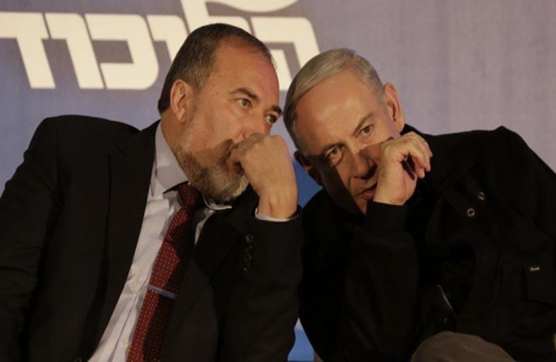 خلافات ليبرمان ونتانياهو تعيق تشكيل الحكومة