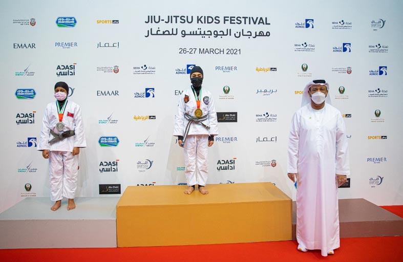 اليوم.. انطلاق الجولة الرابعة من بطولة «أم الإمارات» لجوجيتسو السيدات