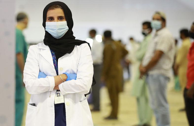 «صحة» تهيء الفرصة لبنت الإمارات لتكون قيادية في القطاع الصحي