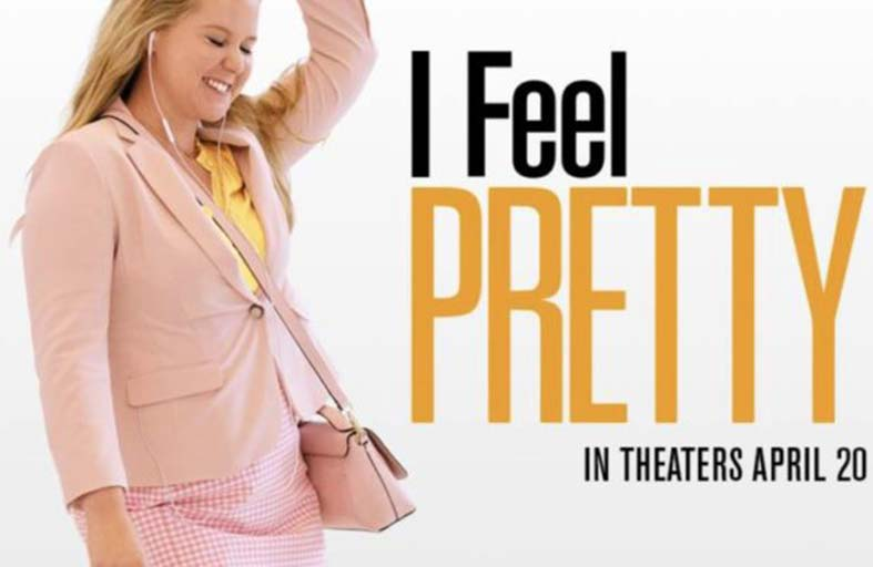 I Feel Pretty يتناول مسألة الثقة في النفس في إطار كوميدي مثالي