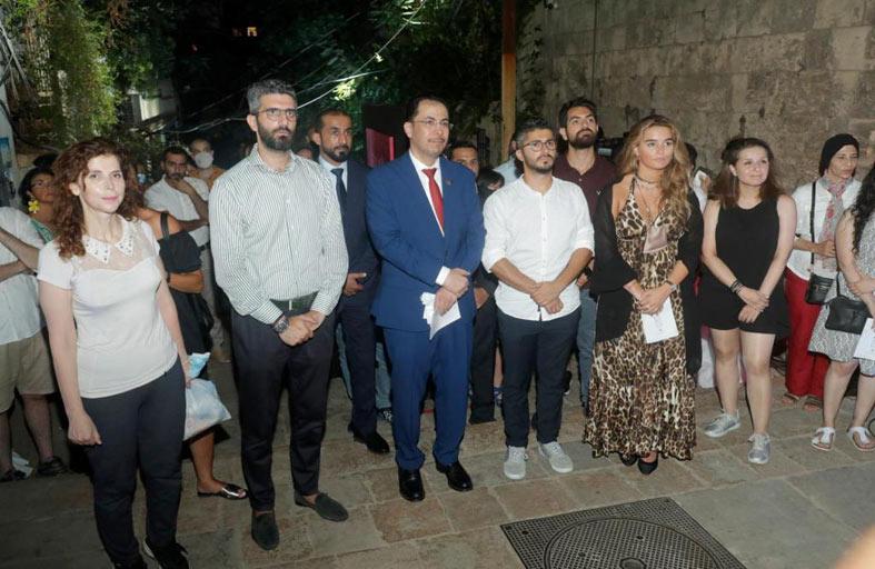خولة للفن والثقافة تنظم معرضا ثقافيا في لبنان