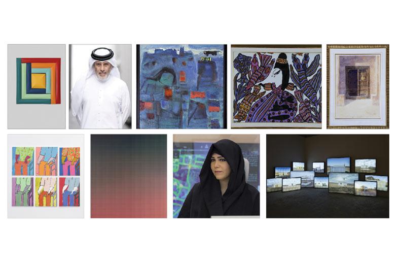 مبادرة مقتنيات دبي تكشف تفاصيل أولى مجموعاتها الفنية