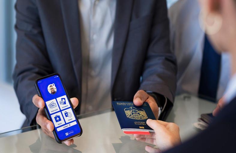الاتحاد للطيران توسع استخدام جواز السفر الصحي من أياتا على سبع مدن