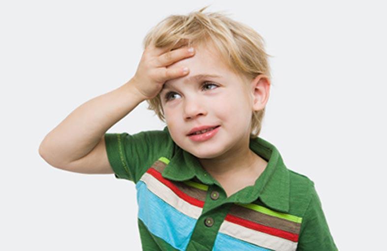 الصداع عند الاطفال.. الأسباب والعلاج