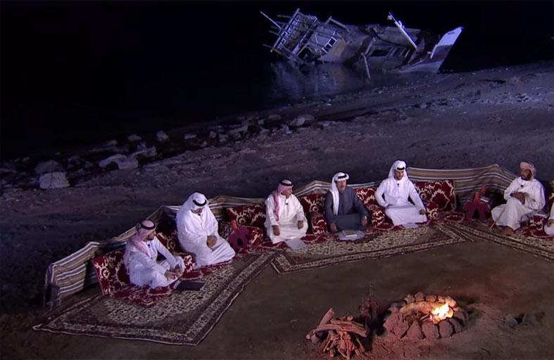 الشرقية من كلباء تبحر مع جمهورها في سحر الكلمات وعذوبة الشعر