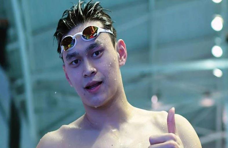 هل غرق السباح الصيني سون يانغ في «فخ السياسة»؟