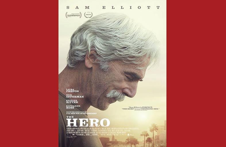 The Hero سام إليوت يمزج عناصر من مسيرته الطويلة بالنص القوي