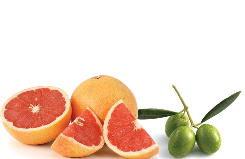 تناول مزيج الحمضيات والزيتون يقدم فائدة صحية كبيرة!