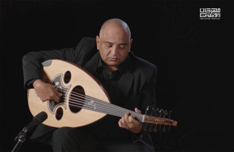 مهرجان أبوظبي يسلط الضوء على اﻟِّﺘﻘﻨﻴﺎت اﻟﺮﻗﻤﻴﺔ  وﺗﻮﻇﻴﻔﻬﺎ بموسيقى اﻟﻌﻮد عبر منصاته الرقمية