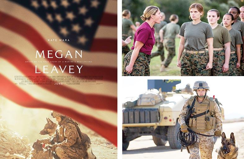 Megan Leavey بطولة في زمن الحرب