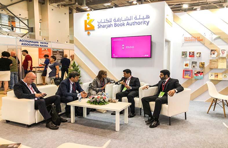 «الشارقة للكتاب» تستعرض مشروع الإمارة الثقافي خلال مشاركتها في موسكو الدولي للكتاب 31