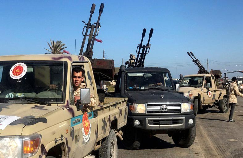يوم الغضب.. دعوات للتظاهر ضد الإخوان في ليبيا