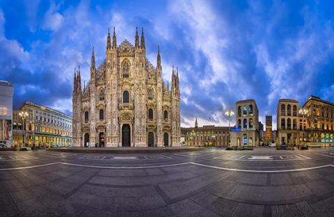 ميلانو.. بوابة ايطاليا إلى فرنسا وسويسرا وجبال الألب