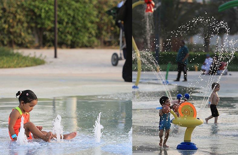 واجهة المجاز المائية تنظم فعالية صيف المغامرات مع القراصنة للأطفال