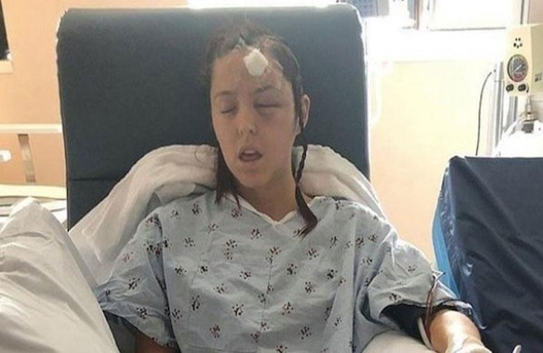 تخضع لجراحة 10 ساعات مستيقظة
