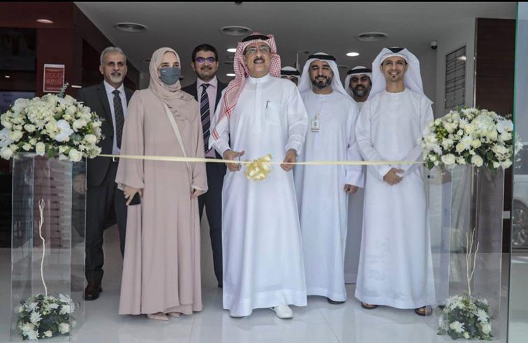 مصرف عجمان يعلن عن افتتاح فرعه الجديد في رأس الخيمة
