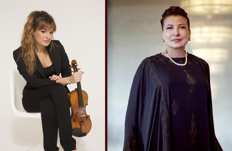 مهرجان أبوظبي يقدم أمسية موسيقية حصرية للعازفة العالمية نيكولا بينيديتي في 29 يونيو