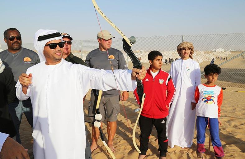أبو ظبي التقني يطلق مخيم البيت متوحدالأحد المقبل لمدة 10 أيام في الظفرة