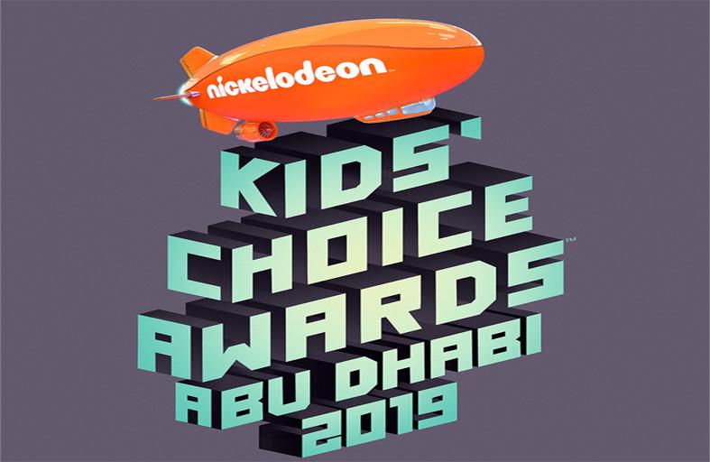 نجوم الفن يشاركون في حفل جوائز اختيار أطفال نيكلوديون أبوظبي 2019