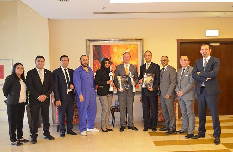 فندق جلوريا دبي أفضل الفنادق الخضراء في الشرق الأوسط وشمال أفريقيا