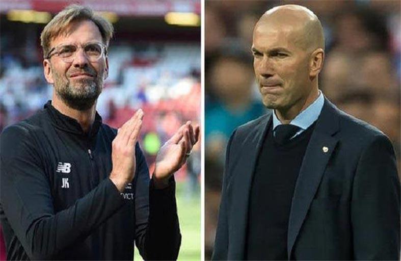 ريال مدريد وليفربول لضمان التأهل بدوري الأبطال