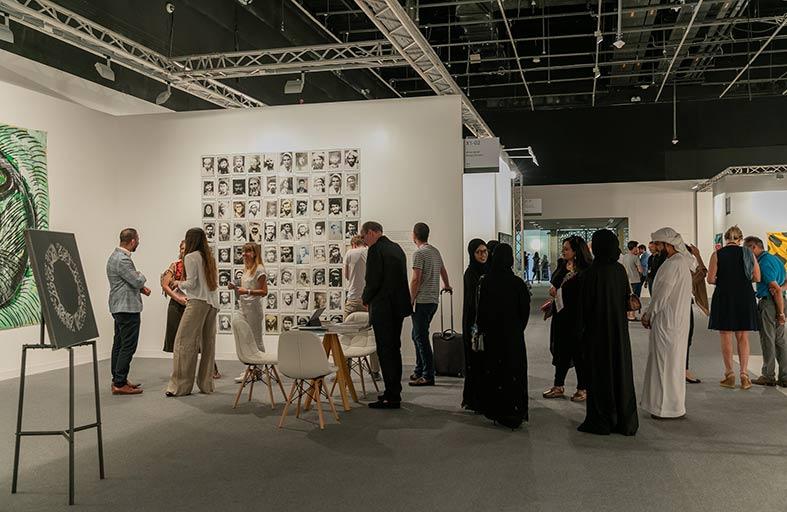 ختام ناجح لفعاليات الدورة التاسعة من «فن أبوظبي»