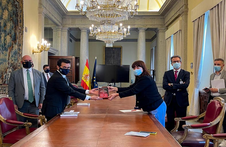 وزارة الثقافة الإسبانية: استضافة إسبانيا ضيف شرف الشارقة الدولي للكتاب ستكون كبيرة وتليق بأهمية المعرض ومكانته عالمياً