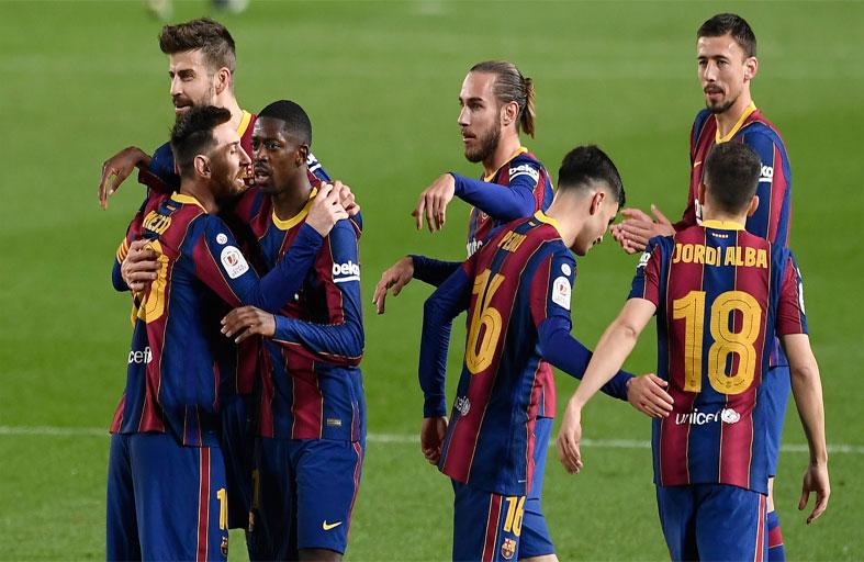 برشلونة يصعق إشبيلية في ريمونتادا مثيرة