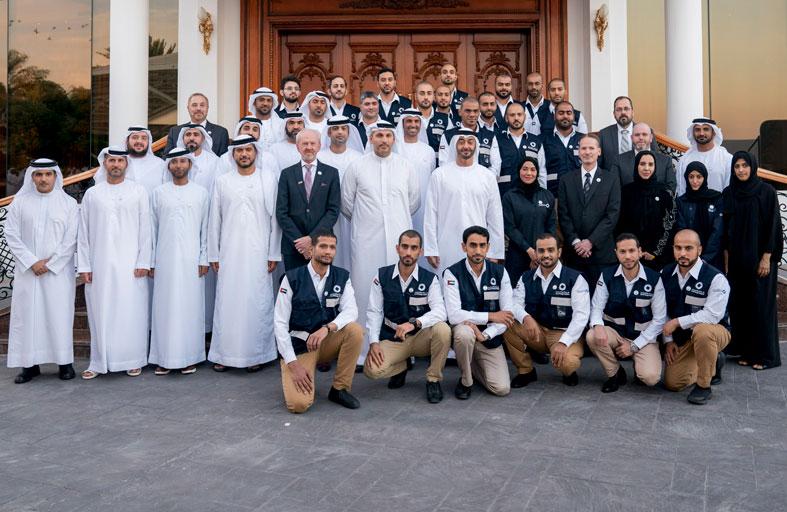 محمد بن زايد: الكفاءات الإماراتية أثبتت جدارتها وكانت على قدر الآمال المعقودة عليها