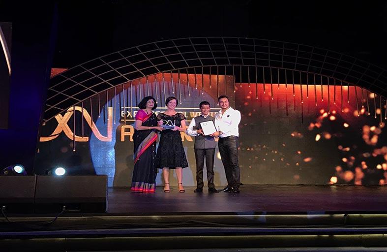 قصر الإمارات يحصد جائزة أفضل فندق لحفلات الأعراس الكبرى لعام 2017