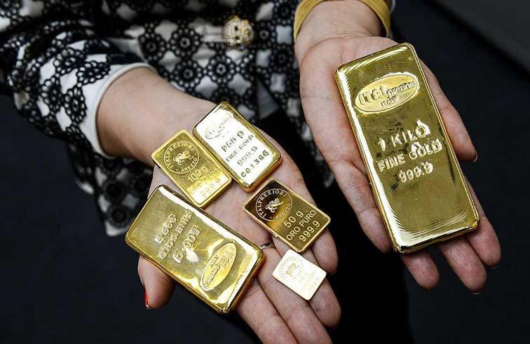 الذهب يتجه لأكبر خسارة أسبوعية منذ أوائل ديسمبر