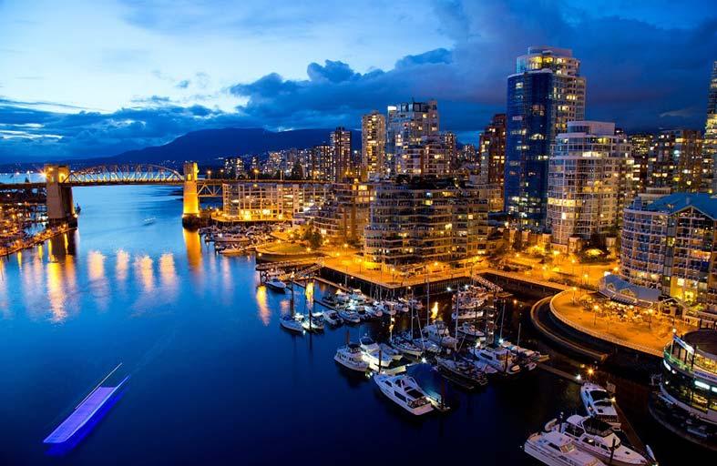 كندا .. أجمل الوجهات  السياحية وأكثرها سحراً
