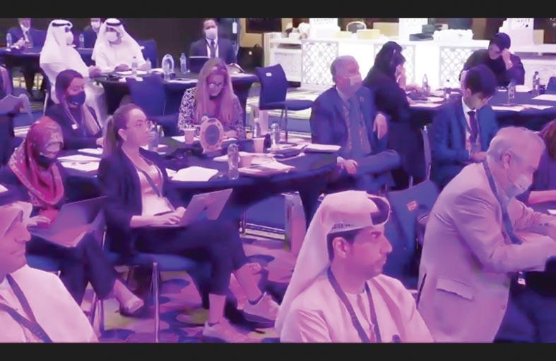 زكي نسيبة: دولة الإمارات اكتسبت سمعة طيبة كنموذج للأمن الاقتصادي وجاذبية الأعمال والرفاهية الاجتماعية