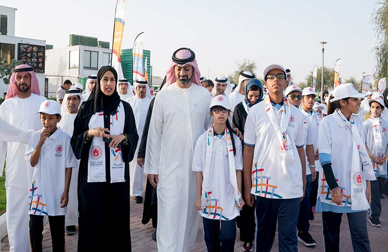 da1155b17 Alfajr News | Alfajr News | عمار النعيمي يشارك أصحاب الهمم في مبادرة ...